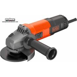 Smerigliatrice Angolare 750W Velocità 12000 giri/min 115 mm Black Decker BEG110