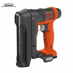 Spillatrice Chiodatrice Black+Decker BDCT12N 12V Senza Batteria e Caricabatterie