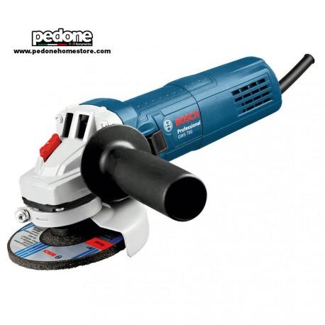 Bosch smerigliatrice angolare 750w ø115mm accessori uso professionale GWS750