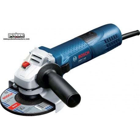 BOSCH-SMERIGLIATRICE-ANGOLARE-GWS-1400-125mm-1400-Watt-alternativa-GWS-13-125