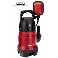 Pompa sommersa acque sporche Einhell GH-DP 7835 - Elettropompa a immersione 780W