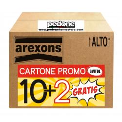 Svitol 12 pezzi Arexons sboccante Multiuso Lubrificante Antiossidante 400 ml