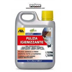Fila Sanifast Igienizzante Surface Care Solutions Sanifast 1L