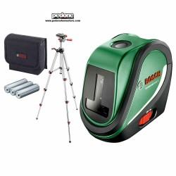 Bosch Livella Laser Multifunzione UniversalLevel, 2 Set, 3 batterie AA, in Borsa