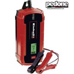 Caricabatterie automatico auto Einhell CE-BC 10M - 12V - batterie auto e moto BARCA