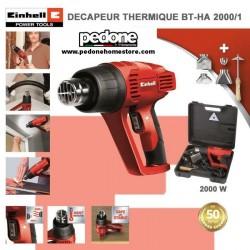 Termosoffiatore Pistola ad aria calda Einhell TH-HA 2000/1 regolabile 2000W KIT