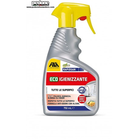 Fila Rapidsan Igienizzante Eco Ml.750 PROMO 2x1