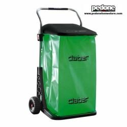 Claber Carrello Raccoglitutto Portasacco Carry Cart Eco Garden 8934 Pattumiera