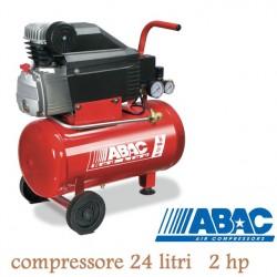 compressore pole position lt.24 rosso