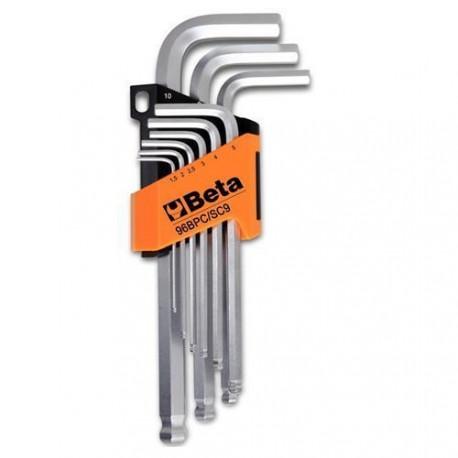 set chiavi esagonali beta