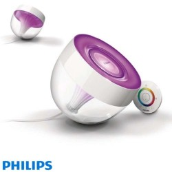 LAMPADA PHILIPS LIVINGCOLORS IRIS CLEAR 7099960PH