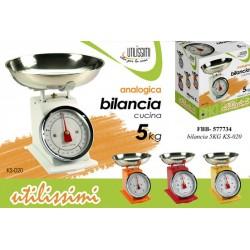Bilancia da Cucina Analogica Kg.5