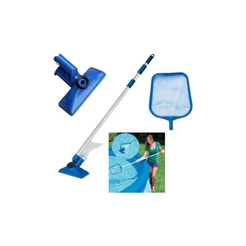 Kit pulizia per piscine intex pedone home store for Prodotti intex