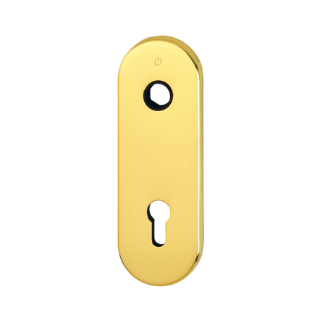 Placca Corta Hoppe M3218K Oro