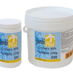 Cloro in Pastiglie Gr.200 per Piscine