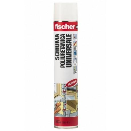 Schiuma Poliuretanica Fischer Manuale 750ml