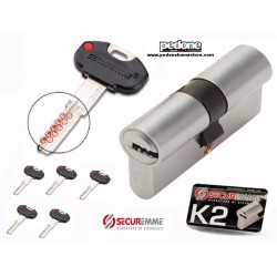 CILINDRO EUROPEO SECUREMME K2