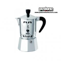 CAFFETTIERA BREAK 3 TZ CAFFE' MOKA NERA BIALETTI