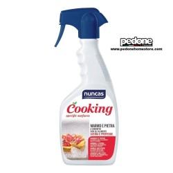 Cooking Detergente per Marmo e Pietra NUNCAS per superfici a contatto con alimenti
